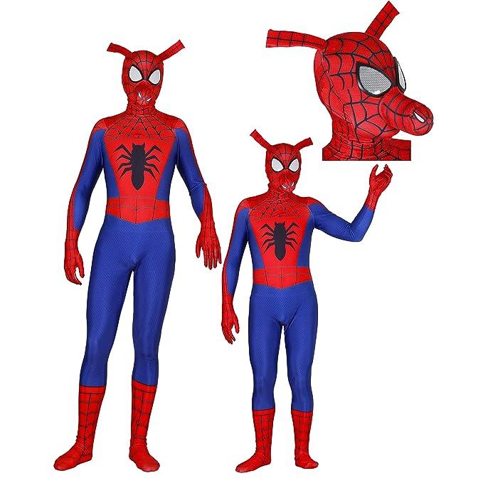 Amazon.com: MYanimec Unisex Lycra Spandex Zentai Halloween ...