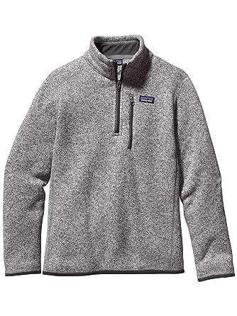 Amazon.com  Patagonia Women s Better Sweater 1 4-Zip Fleece  Clothing beb888edde