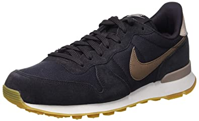 new style 06877 dfc2d Nike Damen Internationalist Laufschuhe Mehrfarbig (Oil Grey Mink Brown Summit  White 024)