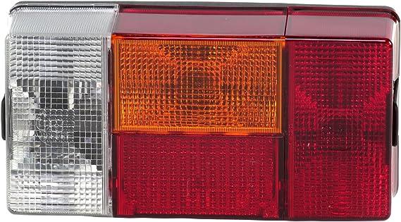 Hella 2vp 006 040 121 Heckleuchte P21w R10w 12v 24v Anbau Einbauort Rechts Auto