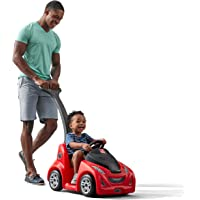 Step2 Push Around Buggy GT Ride On Car , Red