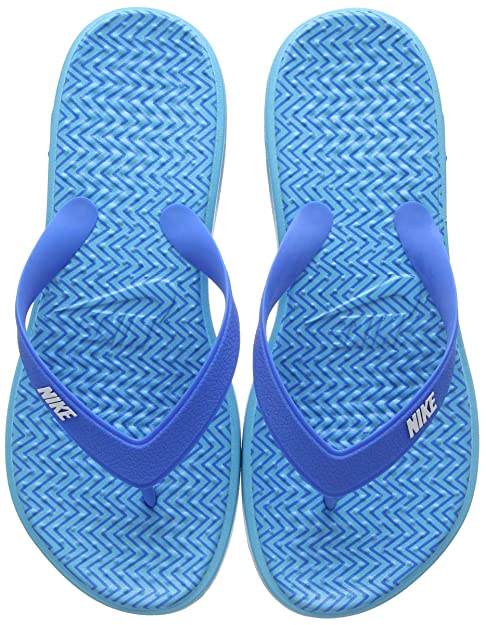 2f197ee1944 Nike Women s WMNS Solay Thong Print Low-Top Slippers  Amazon.co.uk ...