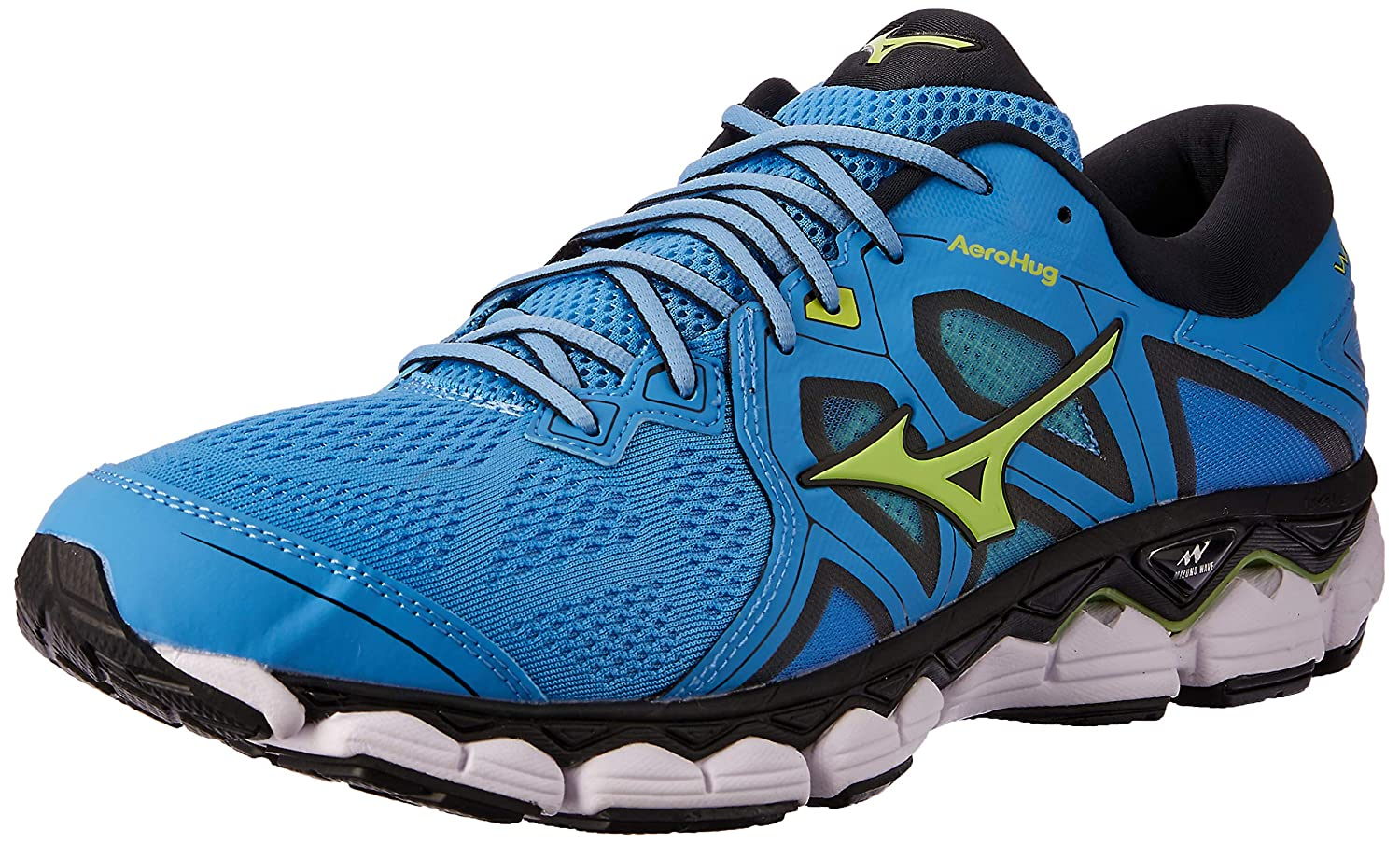 bluee Mizuno Wave Sky 2 Running shoes - SS19