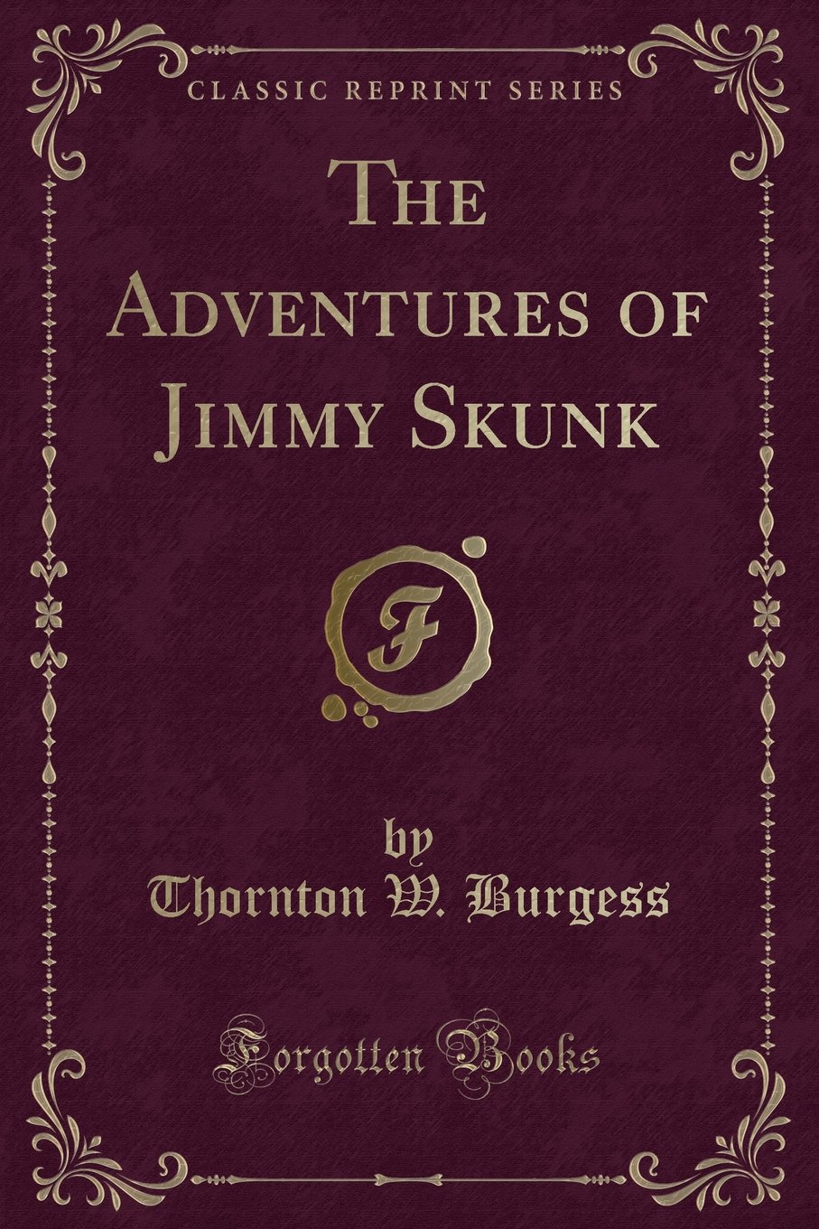 The Adventures of Jimmy Skunk (Dover Childrens Thrift Classics)