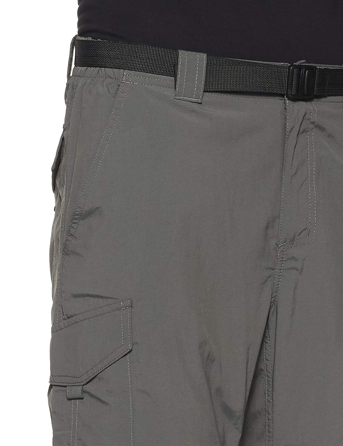 Breathable Columbia Mens Silver Ridge Convertible Pant UPF 1441671