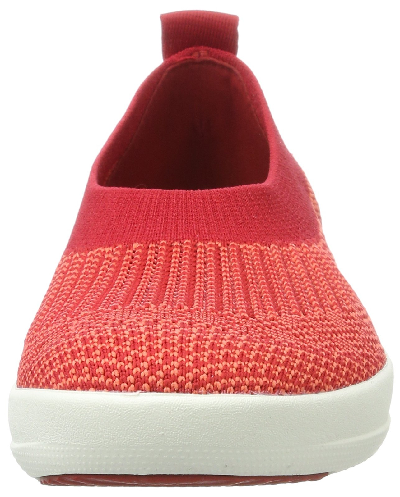 Fitflop H95 Women's Uberknit™ Slip-On Ballerinas, Classic Red - 8.5 by FitFlop (Image #4)
