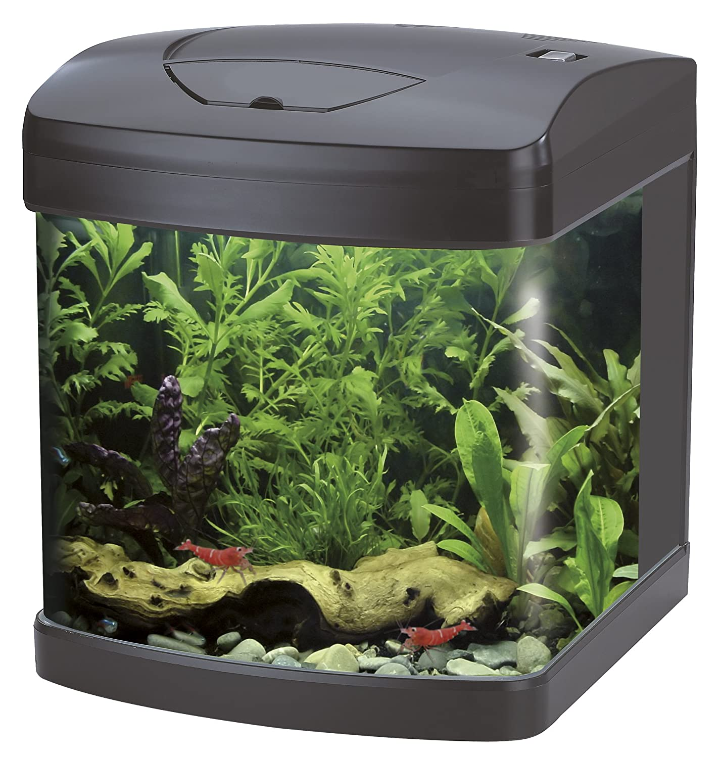 Wave Acquario Xcube 26L Black LED Croci A2001281