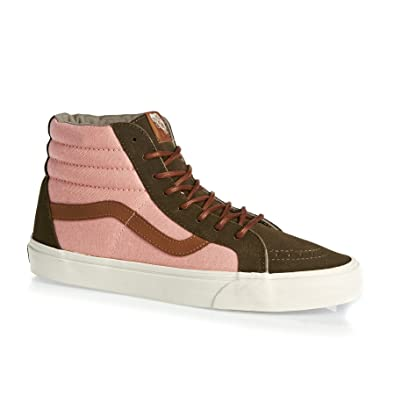Vans Sk8-Hi Reissue DX (brushed) teak/ Fall Winter 2016 - 7