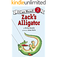 Zack's Alligator (I Can Read Level 2)