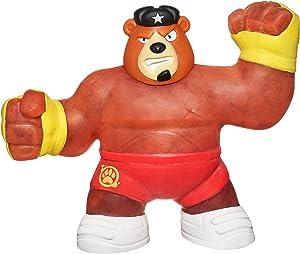 Heroes of Goo Jit Zu - Single Spongy Bear Action Figure, Brawler
