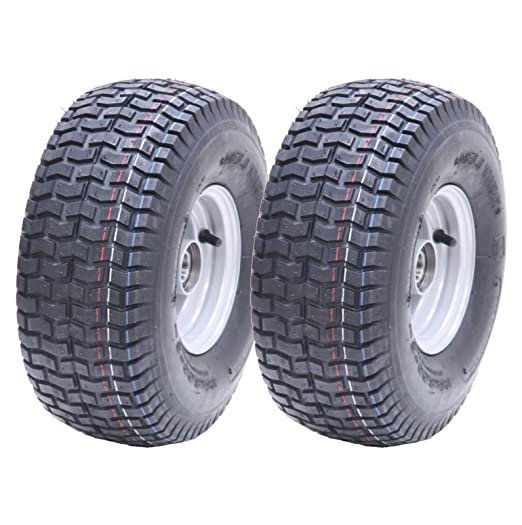 2-15x6.00-6 neumático de Hierba en el Carrito del Borde de la ...