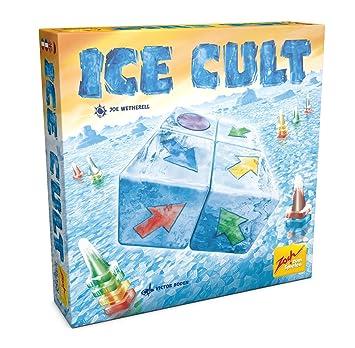 Zoch Ice Cult Niños y Adultos Juego de Mesa de Carreras - Juego de ...