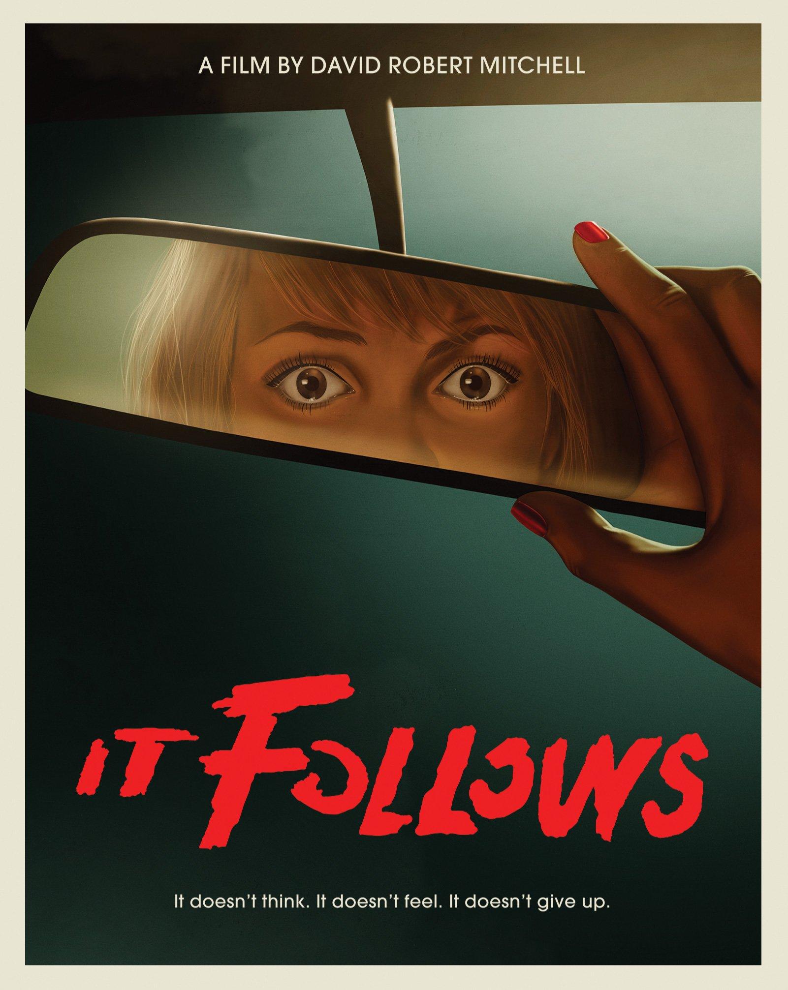 Blu-ray : It Follows [Blu-ray] [SteelBook] [2014]