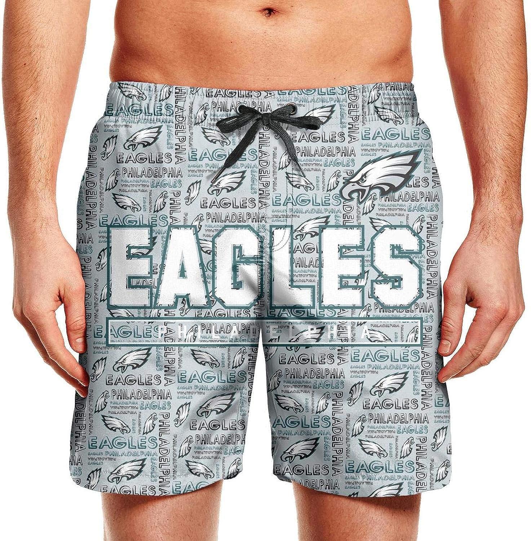 Philadelphia Eagles Blowout Men Splits Board Slim Fit Shorts