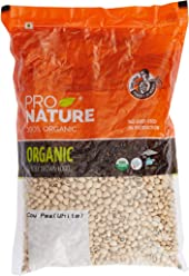 Pro Nature 100% Organic Cow Pea White 1kg