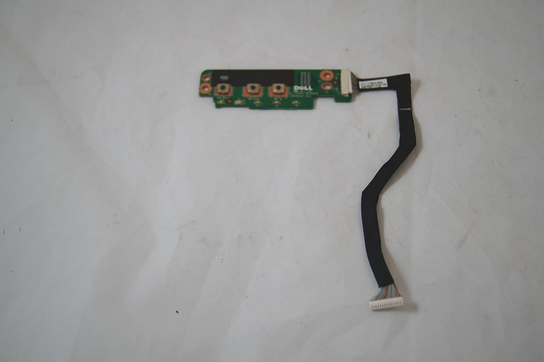Dell Precision M6600 Volume Control Button Board W/ Cable W6V8D