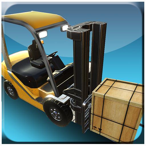 Real Forklift Driving Simulator Game 3D