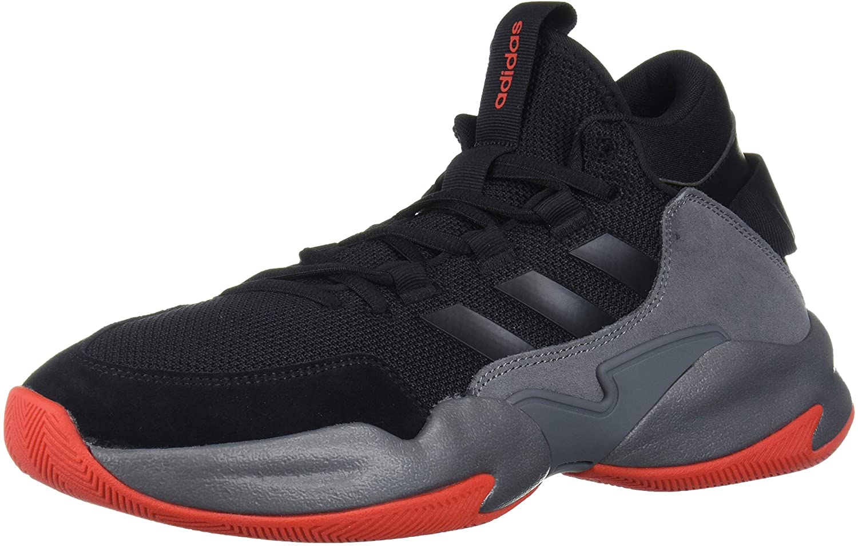 adidas Men's Streetcheck Mid Cut Basketball Shoes: Amazon.es
