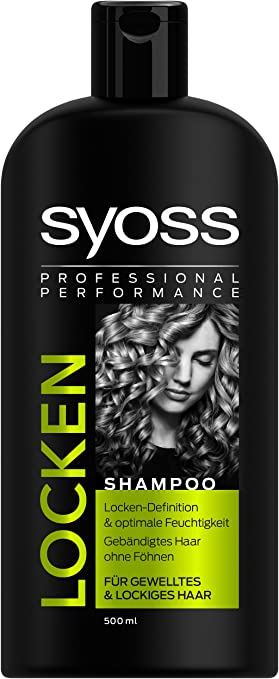 LOCKEN SHAMPOO SYOSS