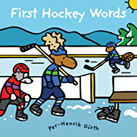 First Hockey Words (Canada Concepts)