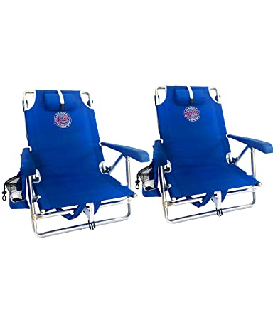 Strange Tommy Bahama 2019 Backpack Beach Chair With Storage Pouch And Towel Bar From Grist Mill Alphanode Cool Chair Designs And Ideas Alphanodeonline