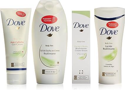 Dove - .pack sistema - 4 pasos - firmeza: Amazon.es: Belleza