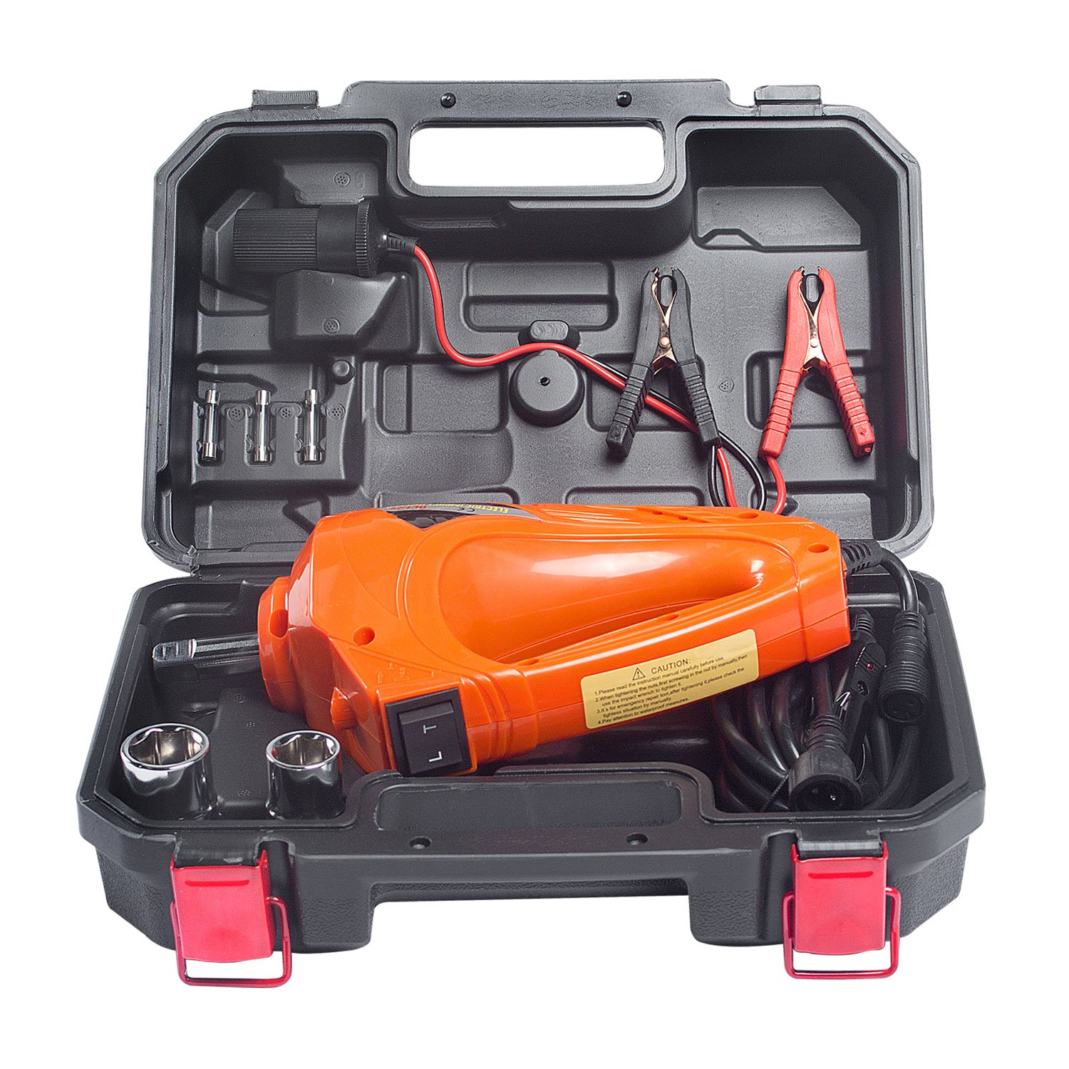 M PLUS 13Amp 480N.M 12V DC Electric Impact Wrench For Tire Replacing