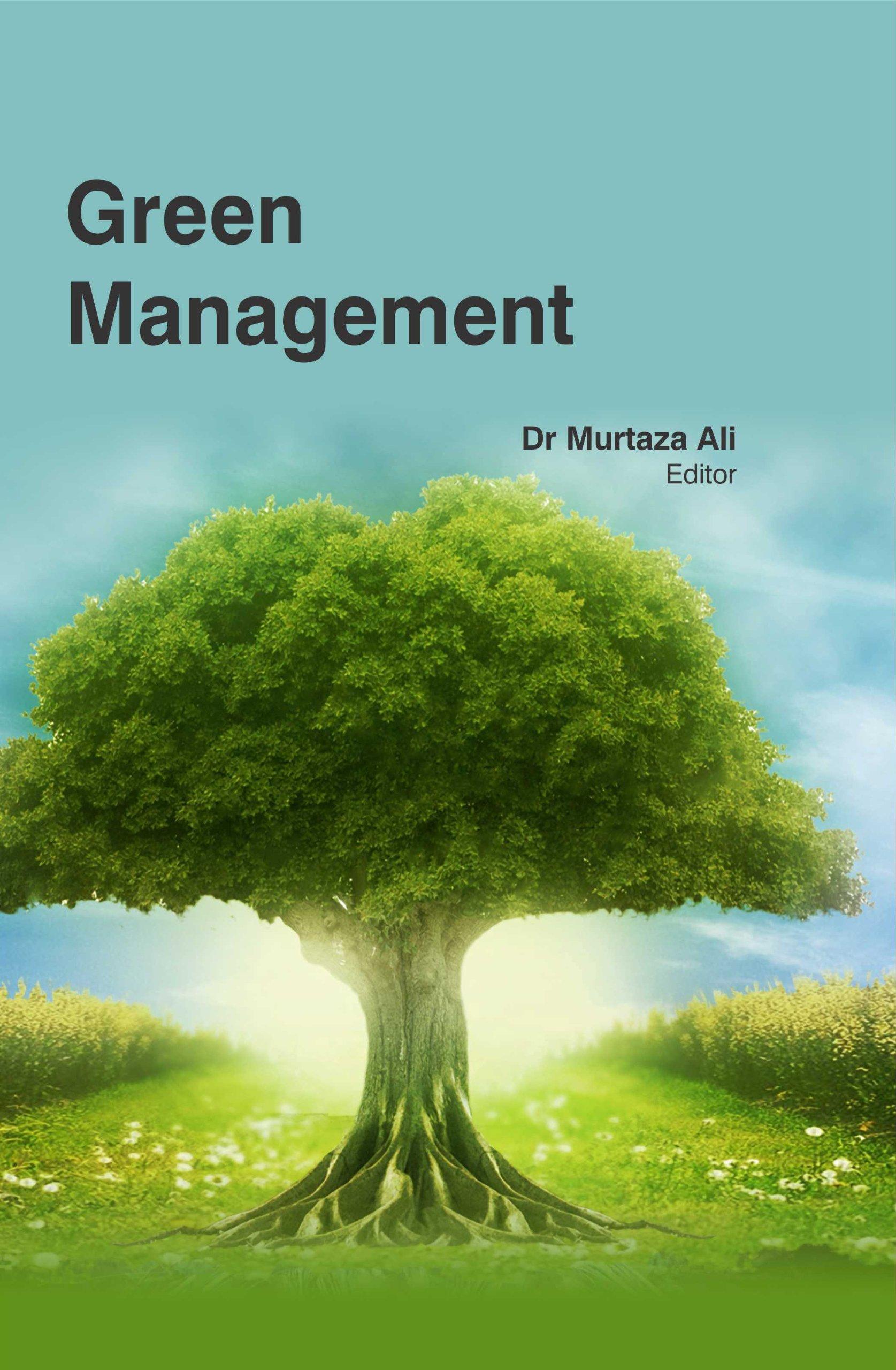 Read Online Green Management ebook