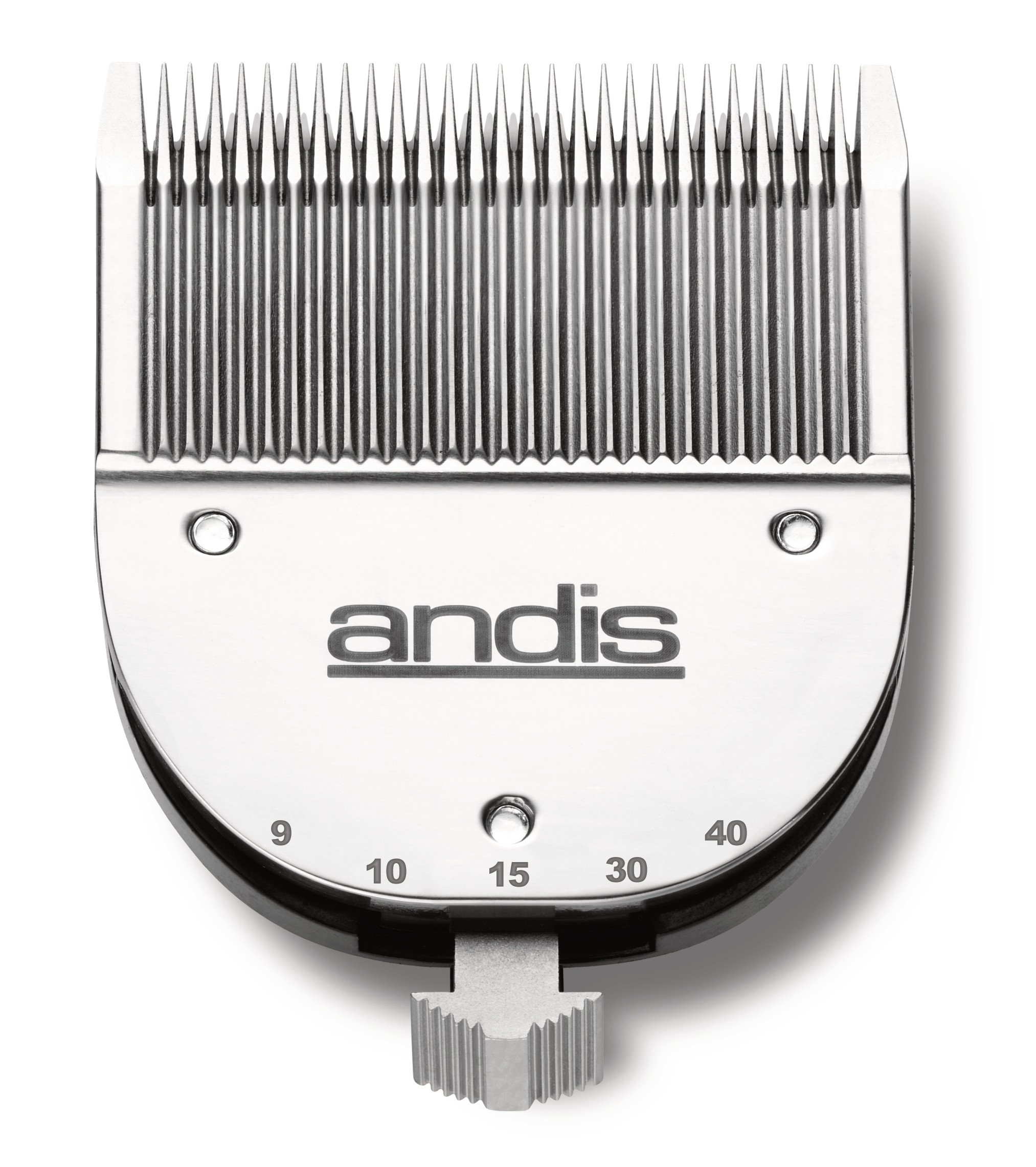 Andis Cordless Pulse Ion Adjustable Blade Clipper, Professional Animal Grooming, Blue, RBC (68205)