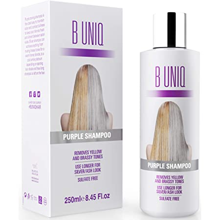 B UNIQ Blonde Hair Shampoo