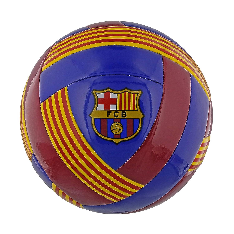 FCB FC Barcelona Triángulo - Balón de fútbol: Amazon.es: Deportes ...