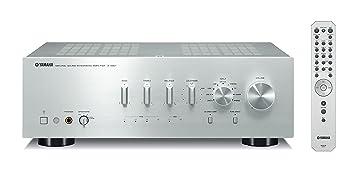 Amplificadores Yamaha A-SX01BL: Amazon.es: Electrónica