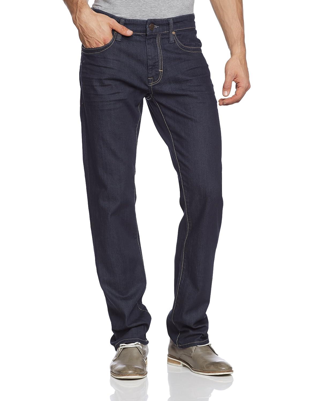 Mavi Herren Jeans Normaler Bund MARCUS; rinse bilbao; 0035115075