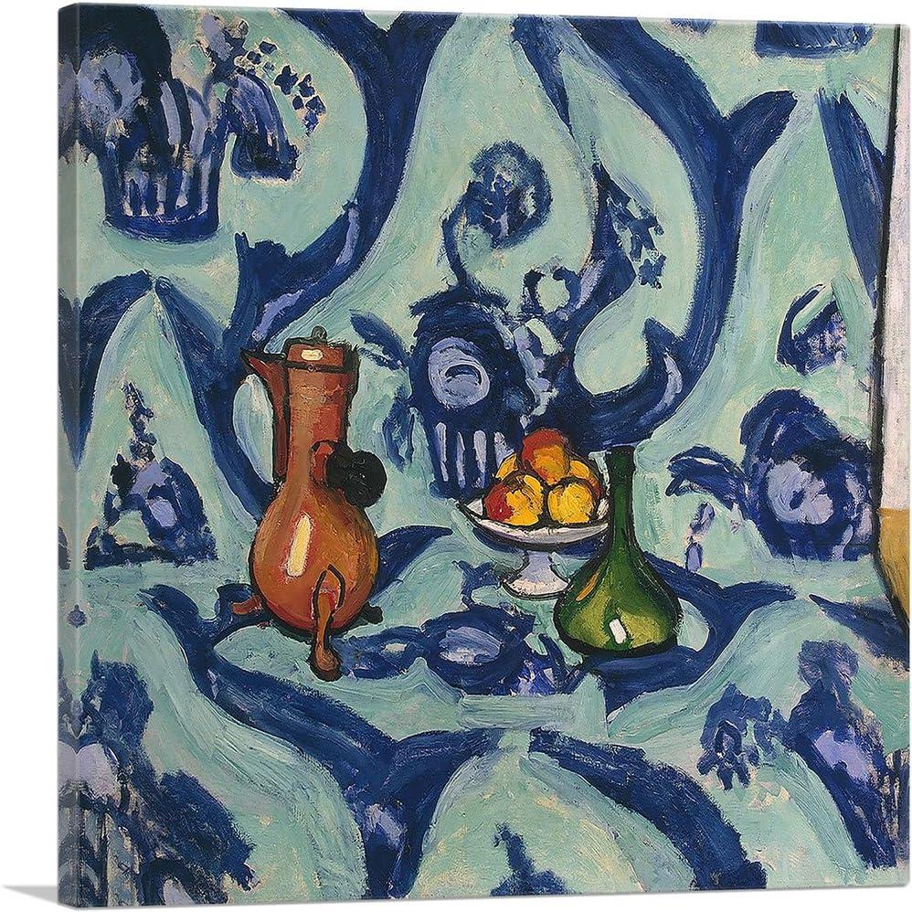 ARTCANVAS Spanish Still Life 1910 Canvas Art Print by Henri Matisse