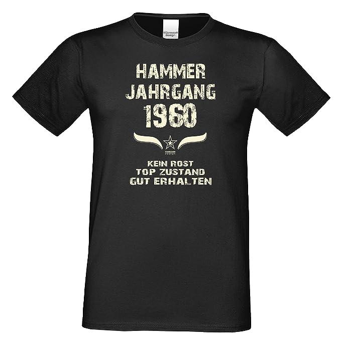 Soreso Design Geschenk Set Hammer Jahrgang 1960 Herren T