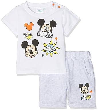 acheter en ligne 157b3 bb6d3 Disney Mickey 173744, Ensemble Bébé Garçon
