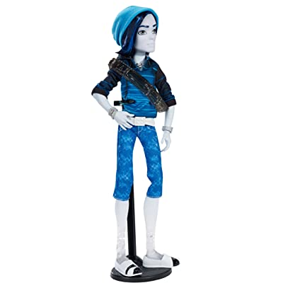Monster High New Scaremester Invisi Billy Doll: Toys & Games