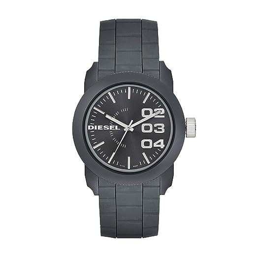 f35794cd7bcd DIESEL Double Down - Reloj de pulsera  Amazon.es  Relojes