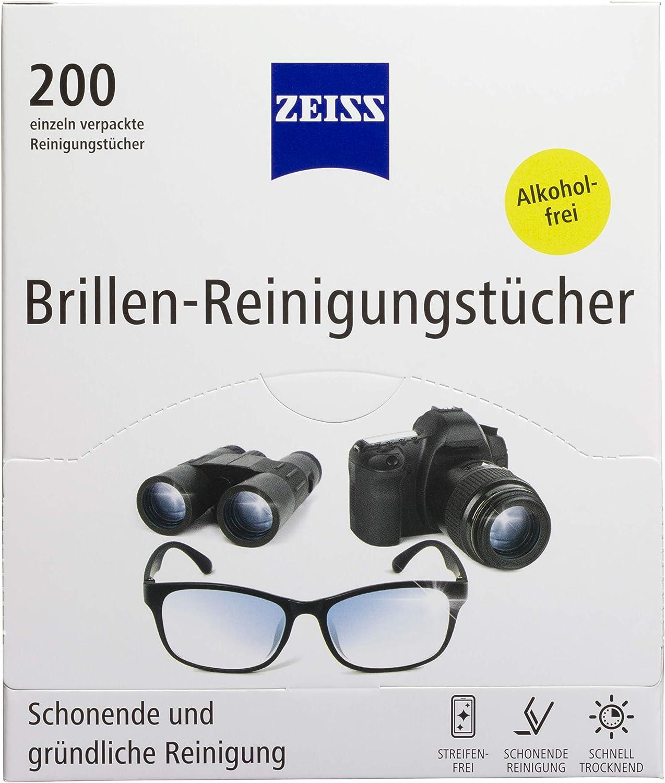 Zeiss Gafas de paños de limpieza, 1x 200Unidades)
