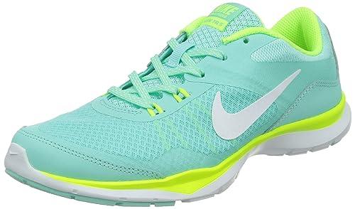4bec5b8da7a3 Nike Flex Trainer 5 Women s Training SHOES-724858-300-SIZE-4 UK ...
