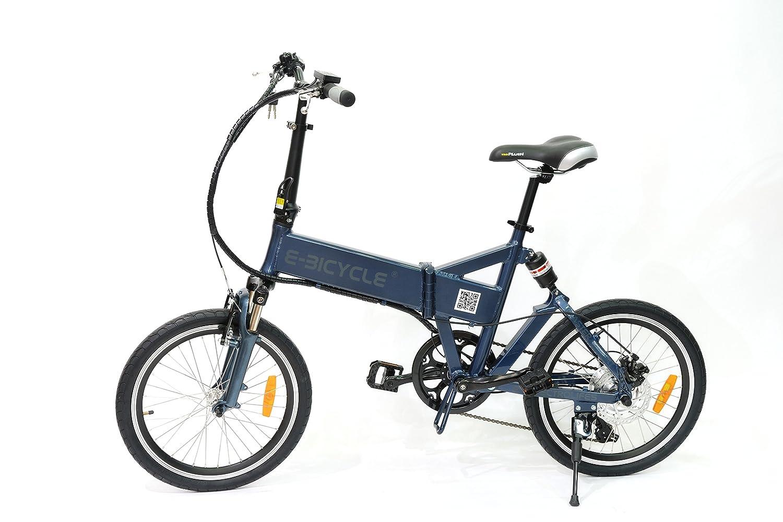 La asistencia eléctrica plegable para bicicleta: Amazon.es: Deportes y aire libre