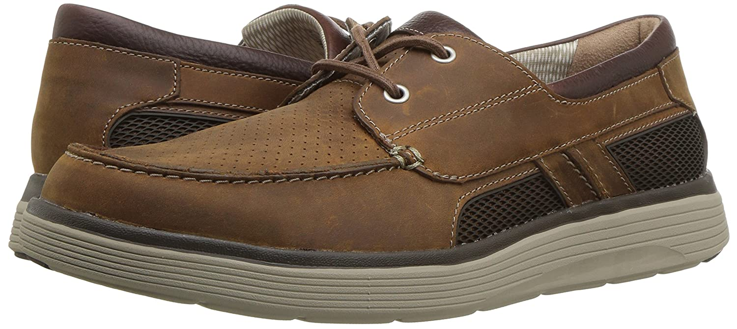 cedb4a378ae Clarks Men s UnAbode Step Boat Shoes  Amazon.ca  Shoes   Handbags