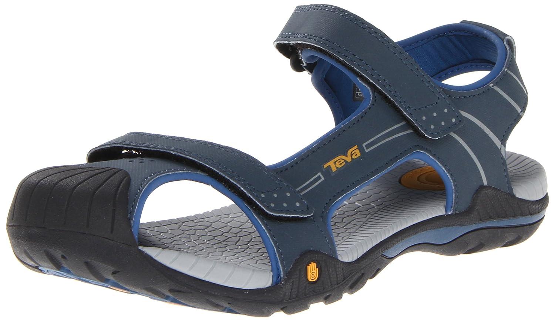 8d6830b43edfb8 Teva Youth Toachi 2 Navy Sports Sandal 1000329 5 UK