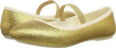 e48000f795e Native Kids Shoes Girl s Margot Bling (Little Kid) Gold Bling 1 M US Little