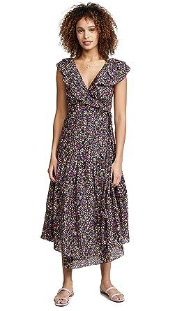 ede7a801f57 Apiece Apart Women s Nueva Costa Maxi Dress at Amazon Women s Clothing store