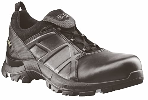 Haix Black Eagle Safety 50 Low New GoreTex ESD Waterproof Toe Cap Work  Shoe Amazoncouk Shoes  Bags