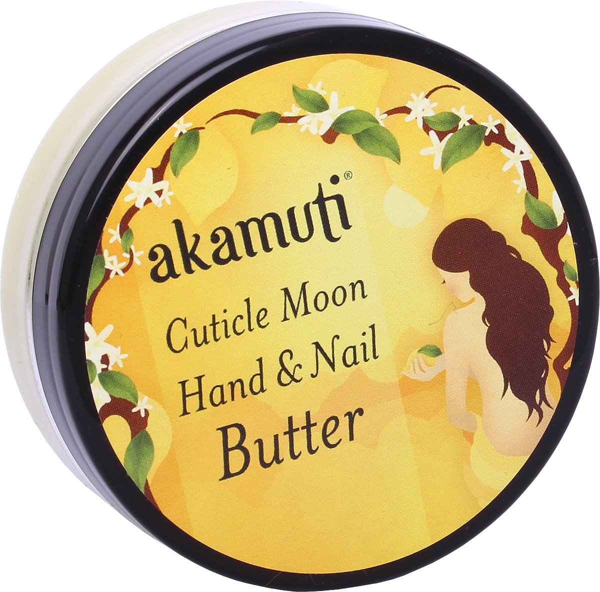 Akamuti Cuticle Moon Hand and Nail Butter 50ml