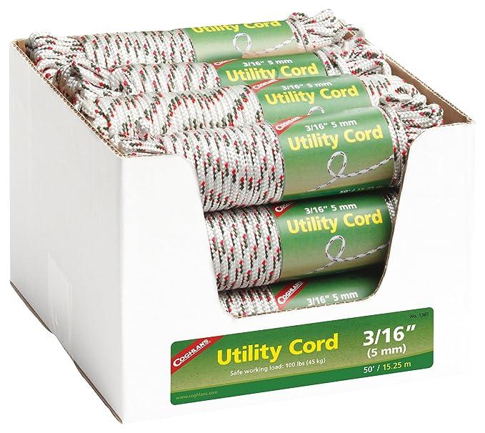 Coghlans Utility Schnur//Seil 15 Meter x 3mm