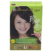 Natural Mi Ya Hair Color, Herbal Hair Dye & Hair Nutritions by Extracted Ginseng...