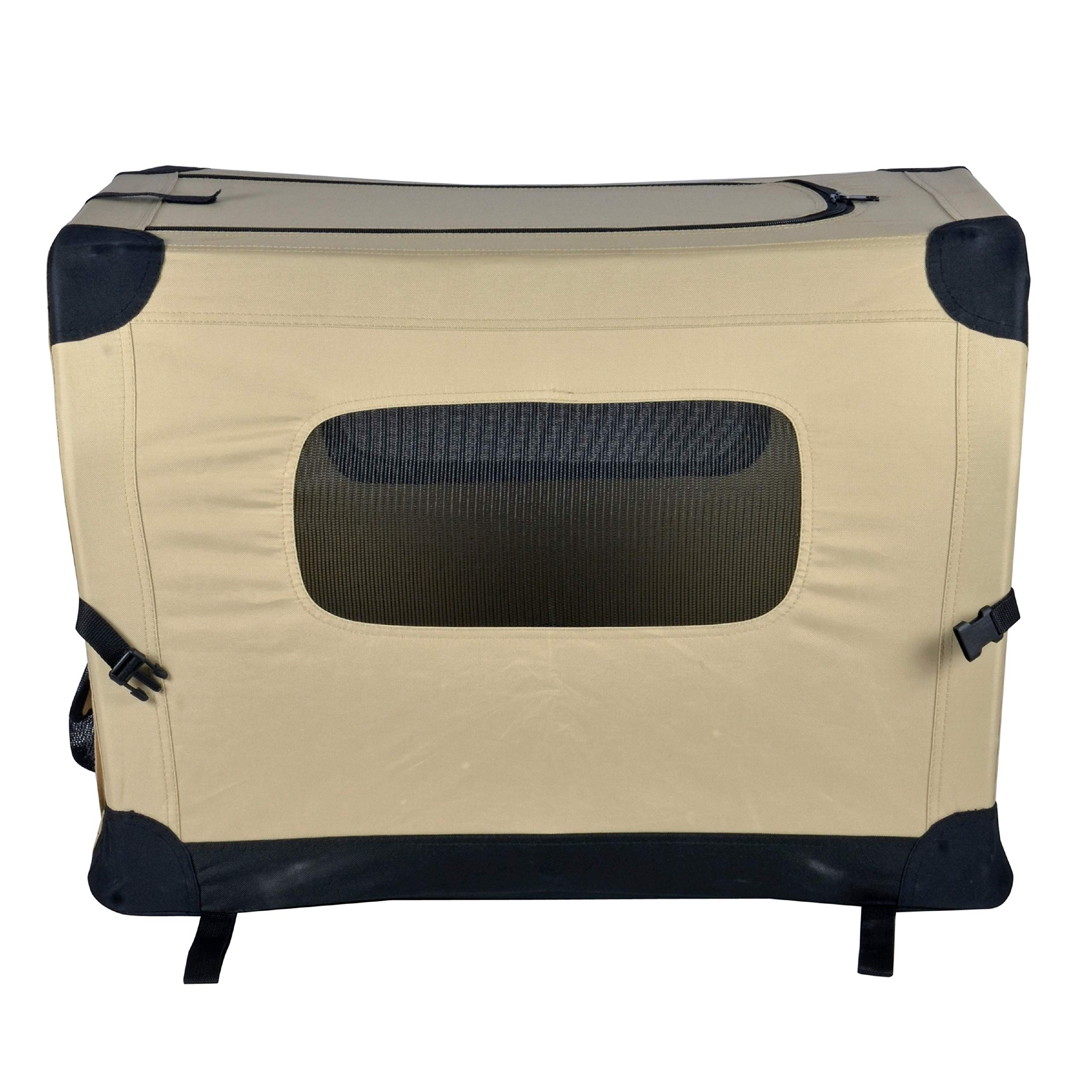 Petnation Port-A-Crate Indoor and Outdoor Home for Pets by PetNation (Image #3)